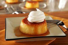 Coconut-Cream Cheese Flan