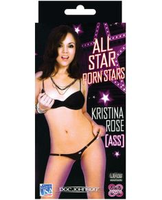 All-Star Porn Stars UR3 Pocket Pals - Kristina Rose
