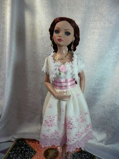 OOAK OUTFIT DOLL TONNER poupée ELLOWYNE Deja Vu BY MA DOLL OF DAWN Ebay