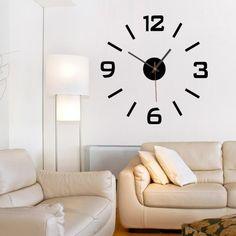 Najširšia ponuka hodín v rôznych farbách pre dokonalú stenu priamo od výrobcu.  Moderné nástenné dekoračné hodiny. Hodiny sú vyrobené z akrylového skla PMMA. Tento materiál /plexisklo/ má moderný a estetický vzhľad, je ľahké a 6 krát silnejšie ako obyčajné sklo. Plexisklo je pružný materiál dokonalý na výrobu kreatívnych doplnkov. Je výborným dekoratívnym doplnkom a dokonale odráža slnečné svetlo. Vďaka svojej odolnosti voči UV žiareniu a vlastnostiam materiálu nevyžaduje zvláštnu údržbu a… Clock, Wall, Home Decor, Watch, Homemade Home Decor, Clocks, Decoration Home, The Hours, Interior Decorating