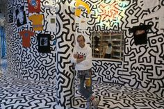 Leaving a resonating effect on the street art of New York and art in general, Keith Haring created largely public available artwork in the century, Bad Painting, Lower East Side, Andy Warhol, Graffiti Art, Pittsburgh, Pop Art, Keith Haring Art, Smart Art, Street Culture