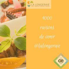 #lalongeraie Banquet, Hotel Restaurant, Cantaloupe, Fruit, Food, The Heat, Essen, Banquettes, Meals