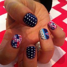 Instagram photo by  iscreamnails     #nail #nails #nailsart