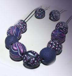 Jewerly, Polymer Clay, Crochet Necklace, Fashion, Crochet Collar, Moda, Jewelery, Fashion Styles, Jewelry