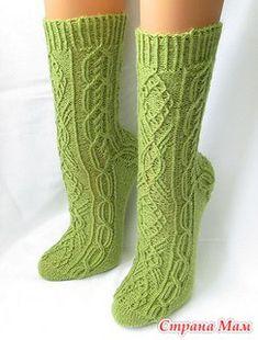 Но если серьёзно собрались... то вот вам носочки!!! - Вязание спицами - Страна Мам