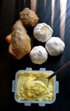 Dishing : Homemade Ginger Garlic Paste Recipe