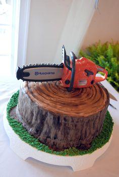 Tree stump -