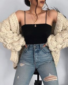 Outfit of the day about aesthetic, clothes and fashion Find the photos of awesome outfits. Outfit Stile, Mode Ootd, Fashion Outfits, Womens Fashion, Fashion Trends, Style Fashion, Net Fashion, Fashion Clothes, Spring Fashion