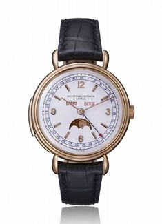 Vacheron Constantin 1957 minute repeater calendar | Top Luxury Watches | www.topluxurywatches.com