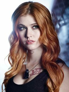 Clary, character poster