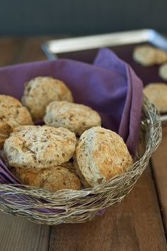 #Epicure Cheese, Chives & Bacon Biscuits
