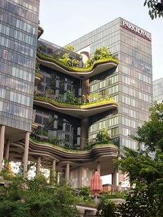 A Daily Dose of Architecture: PARKROYAL on Pickering