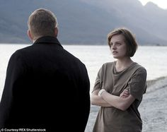 Second series: Nicole will join Mad Man actress Elisabeth Moss (pictured) who has returned for the second series