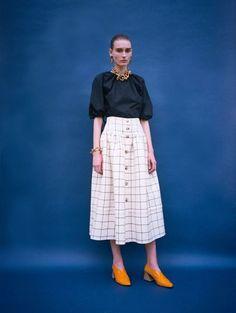 Rejina Pyo London Spring/Summer 2017 Ready-To-Wear Collection | British Vogue