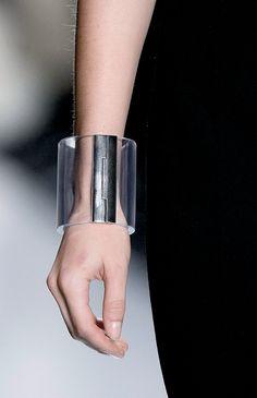 by Michael Kors Stylish Jewelry, Modern Jewelry, Jewelry Art, Space Jewelry, Jewelry Design, Silver Accessories, Fashion Accessories, Fashion Jewelry, Christian Dior