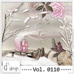Vol. 0110 - Winter Mix by Doudou's Design