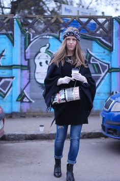 #casual outfit street style #black Cool Style, My Style, Different, Outfit Of The Day, Vogue, Punk, Street Style, Casual, Outfits