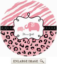 baby shower themes and décor