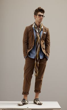 One to Watch….Andrea Pompilio, Milan « The Sartorialist