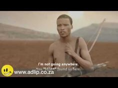 South Africa's Ad of the Year 2012 - Film Winner - for an amazingly adventurous brand Advertising, Ads, Creativity, Adventure, Watch, Film, Movies, Movie Posters, Movie