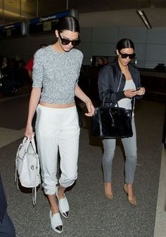 27 Super-Cute Outfit Ideas From Kendall and Kylie Jenner