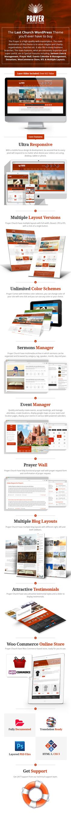 Prayer Church Responsive WordPress Theme - Download theme here : http://themeforest.net/item/prayer-church-responsive-wordpress-theme/8159776?ref=pxcr