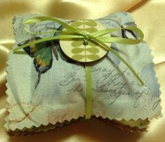 Lavender sachet bags, French lavender sachets, scented drawer sachets, Pack of 3 sachets