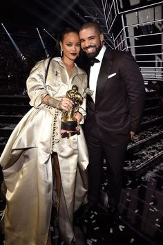 6 Things That Have Happened Since Drake Declared His Love For Rihanna at the VMAs