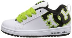 8b5918d6dc DC Court Graffik Sneaker (Toddler Little Kid Big Kid)