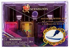 Disney Descendants Decendants Highlighter Set