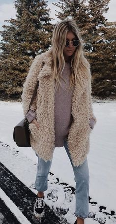 ☆ Sanne's daily ☆ Fall Outfits, Cold Winter Outfits, Winter Clothes, Winter Outfits Warm Layers, Cold Winter Fashion, Winter Wear, New York Winter Fashion, New York Winter Outfit, Trendy Outfits