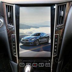 G37 Sedan, Android Radio, Infiniti Q50, Digital Tv, Backup Camera, Dashboards, Dashcam, Jdm Cars, Car Stuff