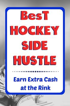 Hockey is expensive and a hockey mom needs to get creative to pay for it. This side hustle is fast and easy and the best part is you can do it at the rink while your player is practicing or waiting for them to get out of the locker room Hockey Memes, Hockey Quotes, Hockey Shirts, Hockey Tournaments, Hockey Players, Earn Extra Cash, Thing 1, Pittsburgh Penguins Hockey, Team Mom