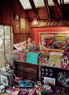 hippie room - by Repinly.com