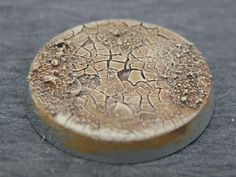 In this tutorial we teach you how to create a dry, cracked desert base in no time! It's super quick and easy to do!The materials you will need …
