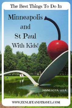 Here are the best things to do in Minneapolis and St. Paul, MN (USA) with kids   Twin Cities With Kids   Family Travel   USA Travel  #twincitieswithkids #minneapoliswithkids #familytravel