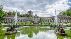 Eremitage Bayreuth by Johannes Müller on 500px