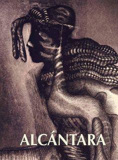 Alcántara, 50 años de Vida y Obra  Libro del maestro Pedro Alcántara Herrán (1942), pintor colombiano, editado y publicado en Cali, Colombia.