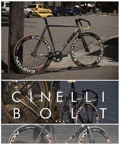 Cinelli Bolt - Deus Cycleworks