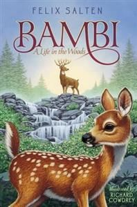 """Read """"Bambi A Life in the Woods"""" by Felix Salten available from Rakuten Kobo. The beloved story of a deer in the forest reaches a new generation of readers with a fresh new look. Bambi's life in the. Bambi, Childrens Ebooks, Rainbow Resource, People Figures, Magazines For Kids, Forest Friends, Baby Deer, Forest Animals, My Books"""