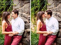 Editor's Choice :: Lauren   Eric's Atlanta Engagement Session :: with Nikki