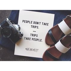 To us travel is much more than just a destination, trips can change your life. #WearNext