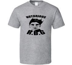 Notorious R B G Ruth Bader Ginsburg Trending T Shirt