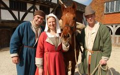 Why are we all still so fascinated by the Tudors? We take a trip to a 16th   century farm to find out