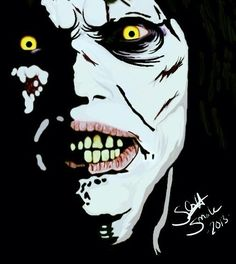 Scary Movies, Horror Movies, Good Movies, Horror Show, Horror Art, Best Classic Movies, The Exorcist 1973, Horror House, Fright Night