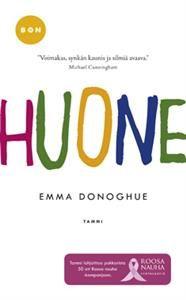 Emma Donoghue : Huone (4,10€)