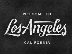 trendgraphy: Los Angeles by Joseph Alessio Twitter: @visualvibs