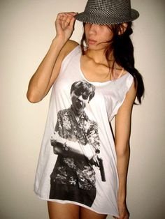 Leonardo DiCaprio Romeo And Juliet T-shirt Tank Top M. $15.99, via Etsy.