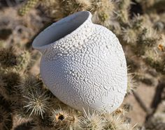 Cottage Cheese Vase » ZZIEE CERAMICS
