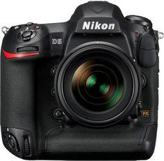 Nikon D5 dévoilé